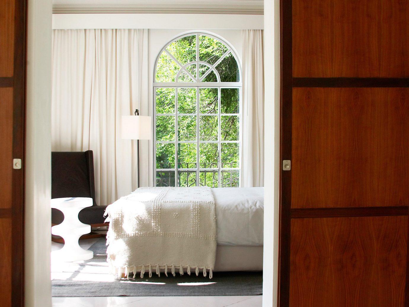Bedroom at Condesa DF, Mexico City