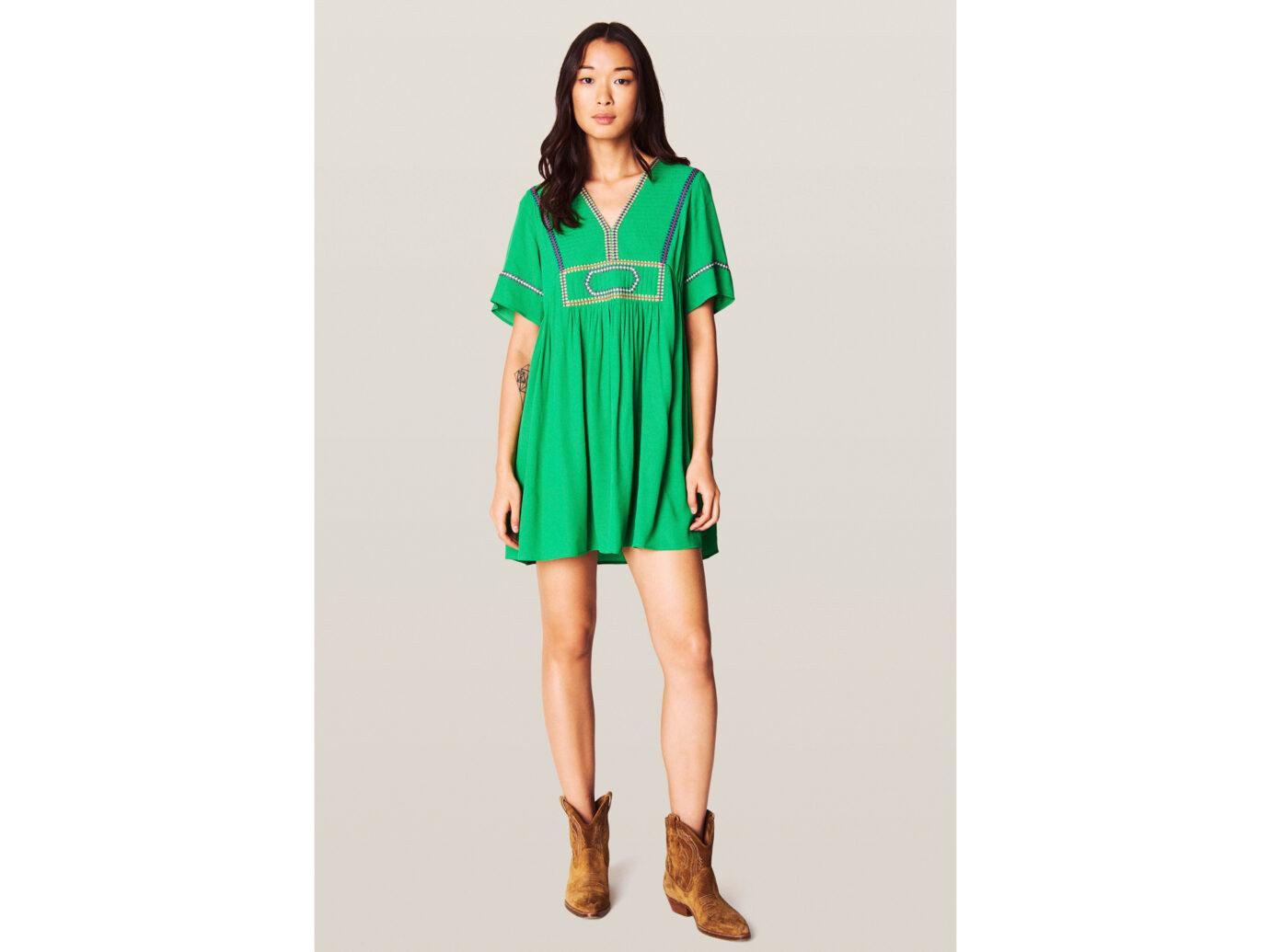 Ba&sh Talia Dress