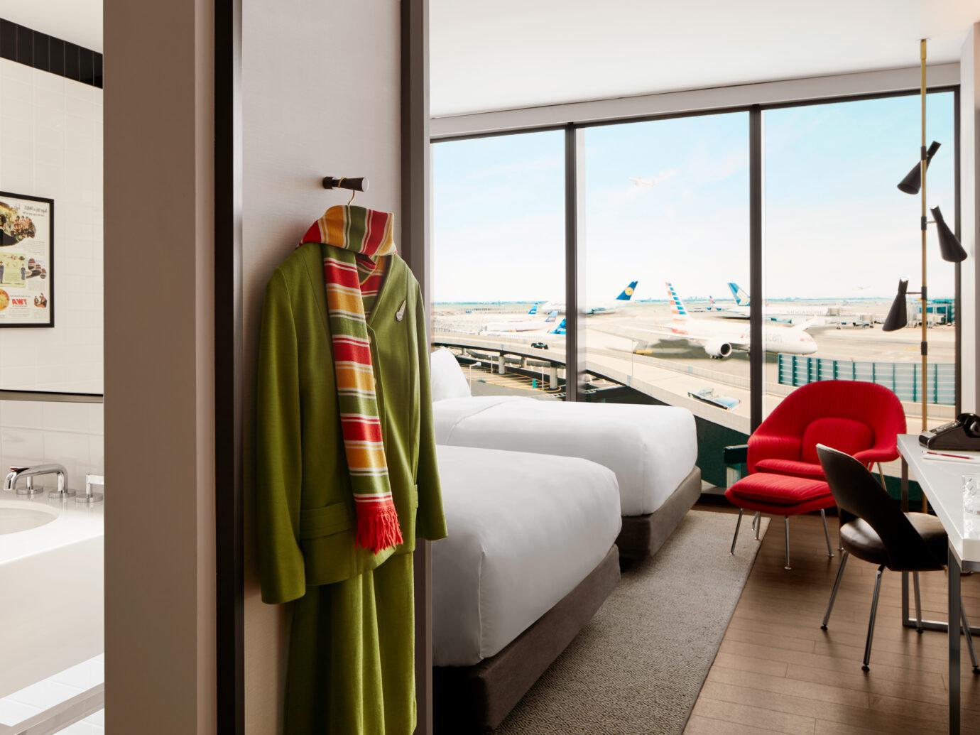 TWA Hotel Guest Room
