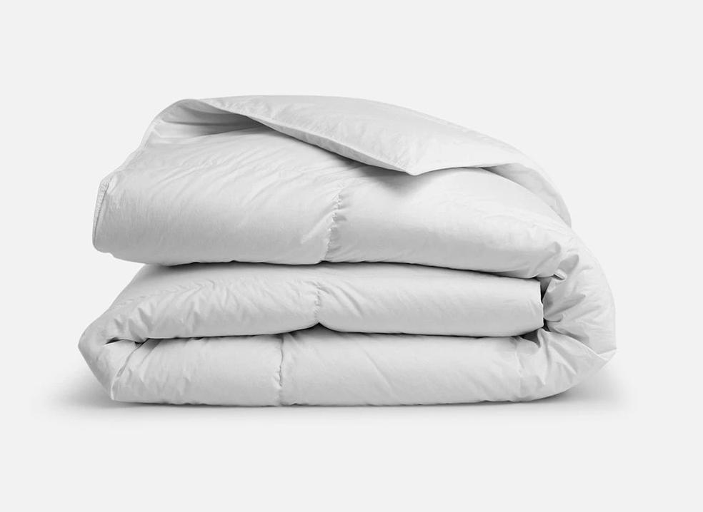 Comforter: Brooklinen Down Alternative Comforter