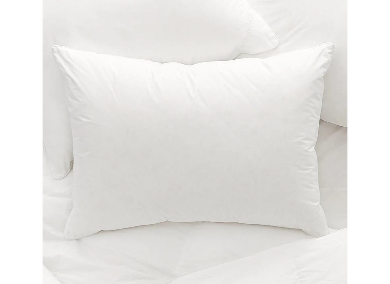 Pillows: Boll & Branch Down Alternative Pillow