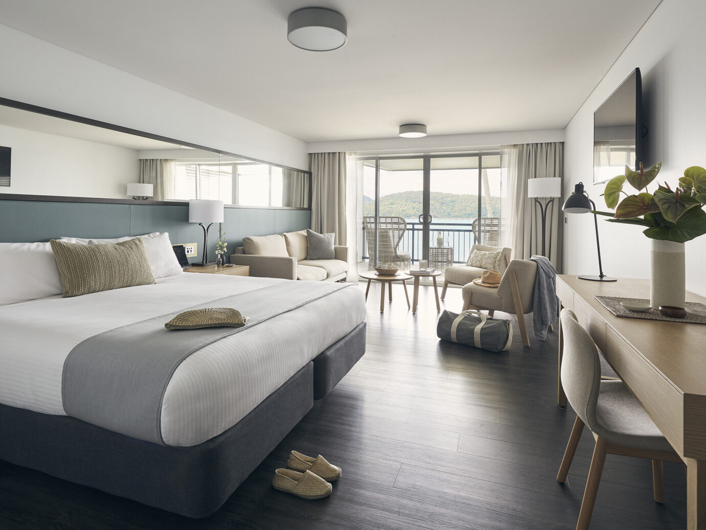 Deluxe Ocean Terrace at Daydream Island