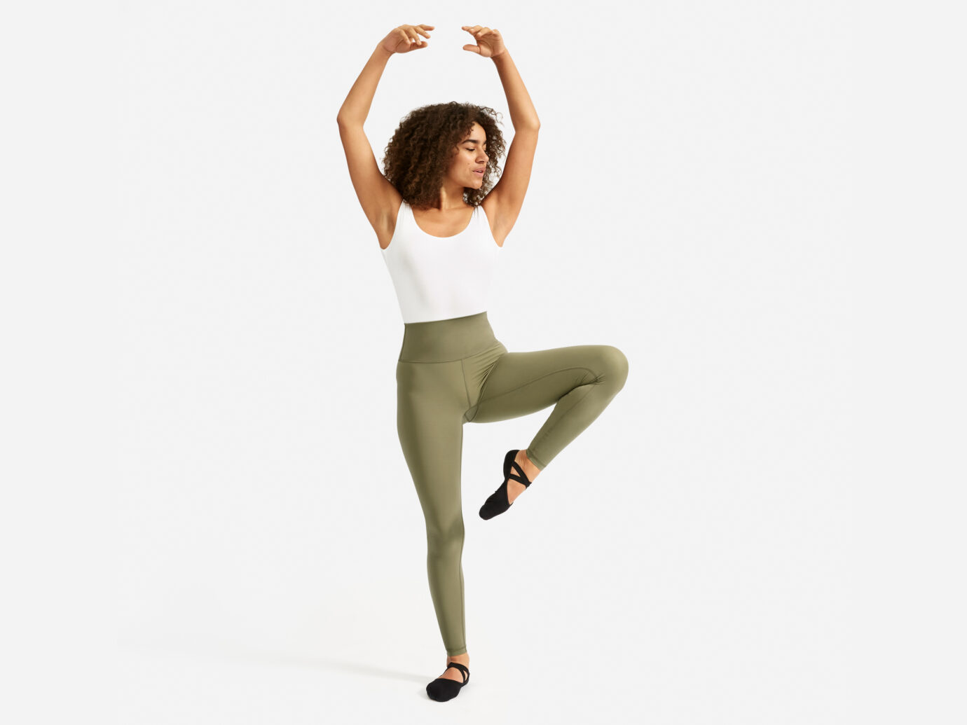 Everlane Legging Green