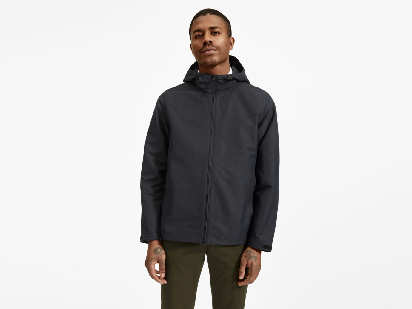 The ReNew All-Weather Jacket