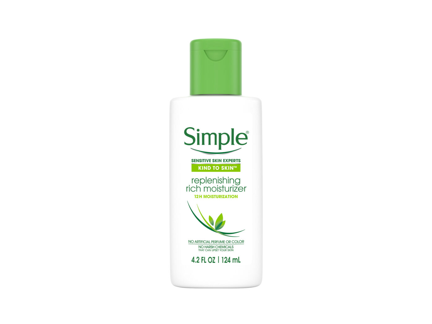 Simple Replenishing Rich Facial Moisturizer