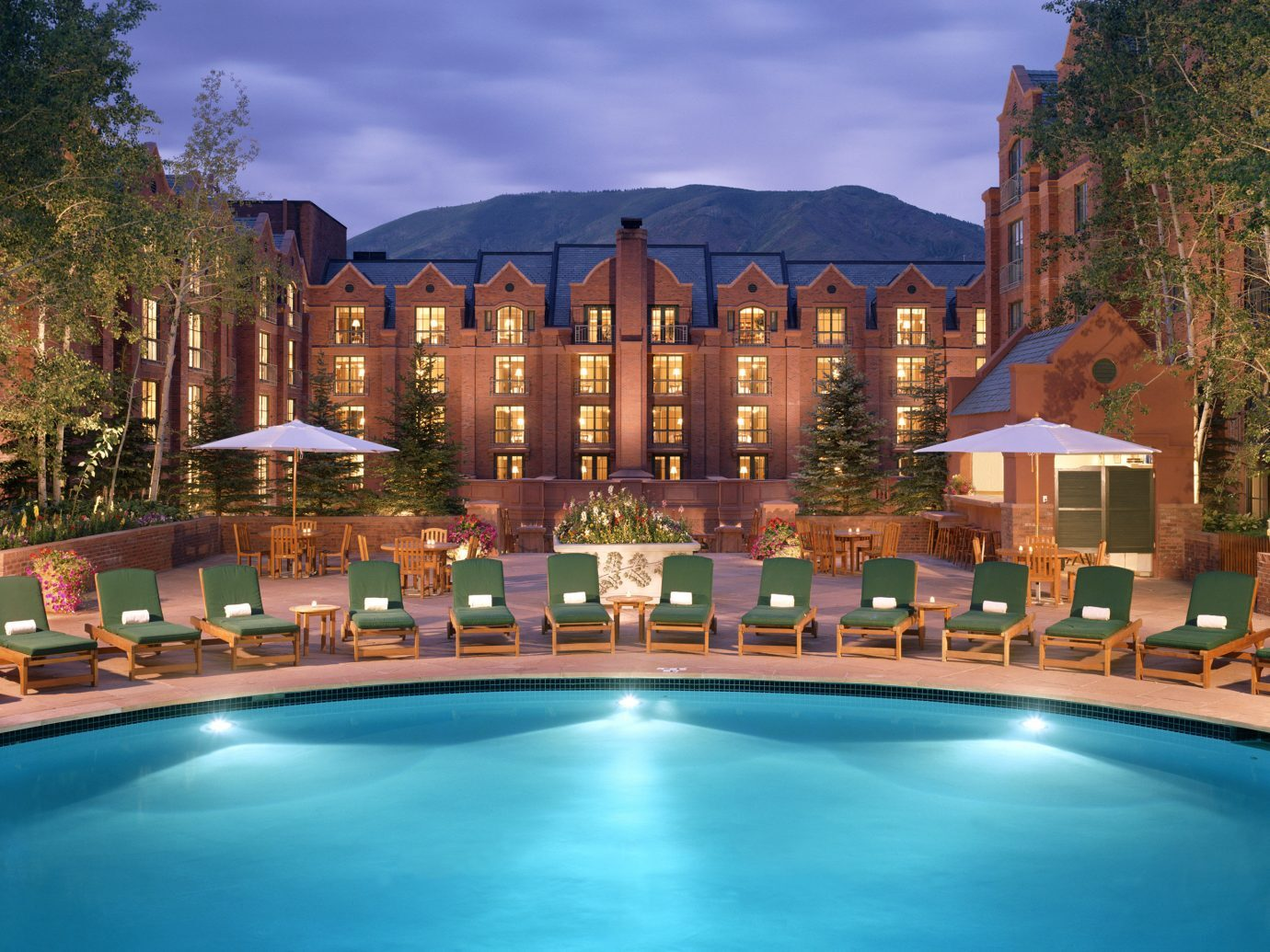 Pool at The St. Regis Aspen Resort