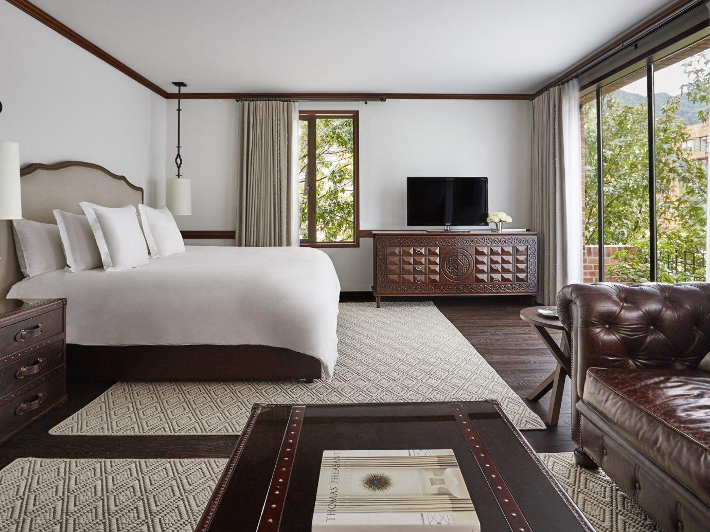 Bedroom at Four Seasons Hotel Casa Medina