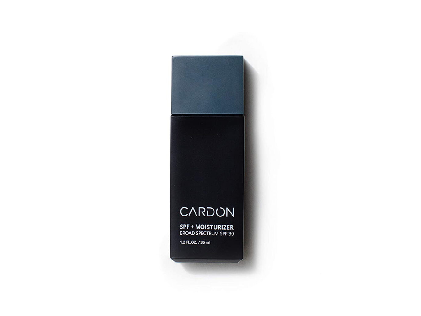 Cardon Men's 2-in-1 Facial Moisturizer with SPF