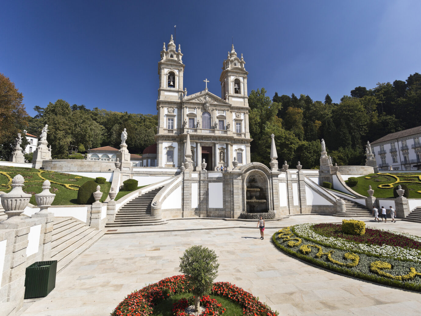 Braga Basilica of Bom Jesus