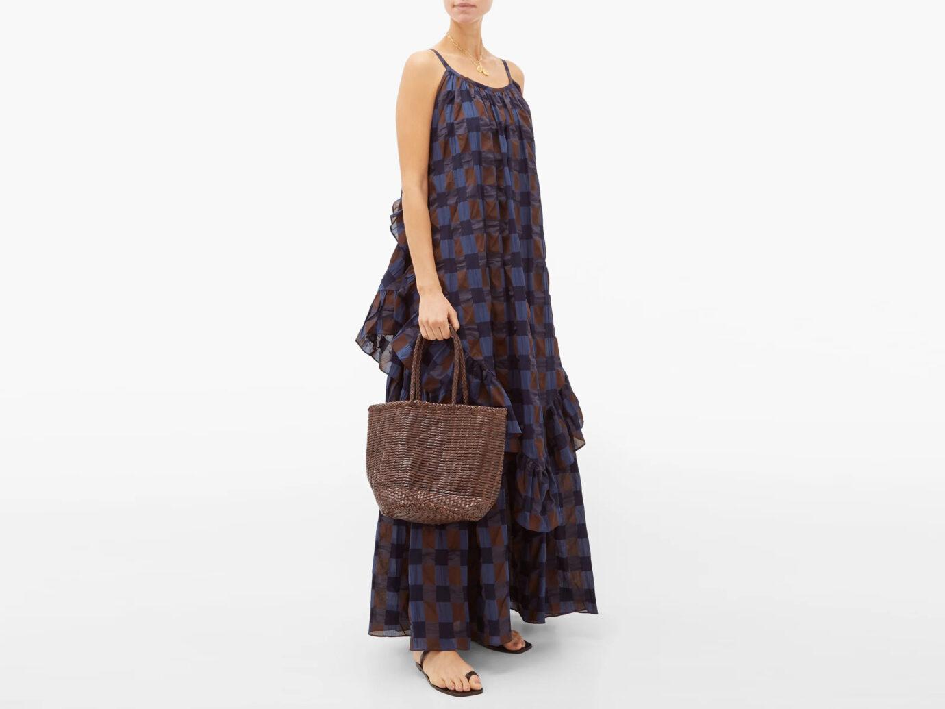 Love Binetti Jungle Maxi Dress