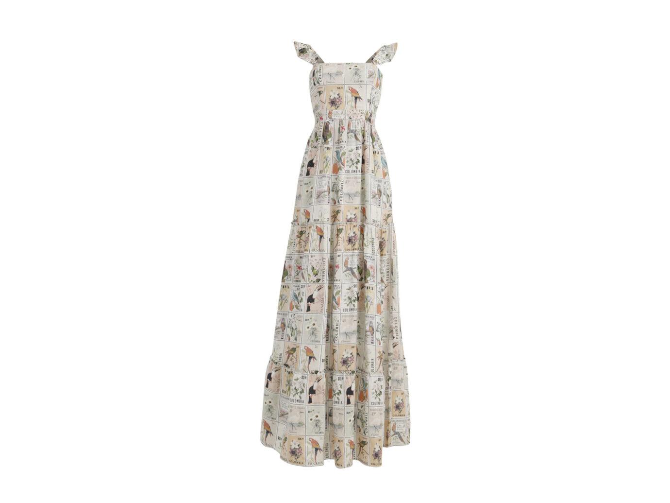 Maisonette x Agua by Agua Bendita Women's Herbarium Dress
