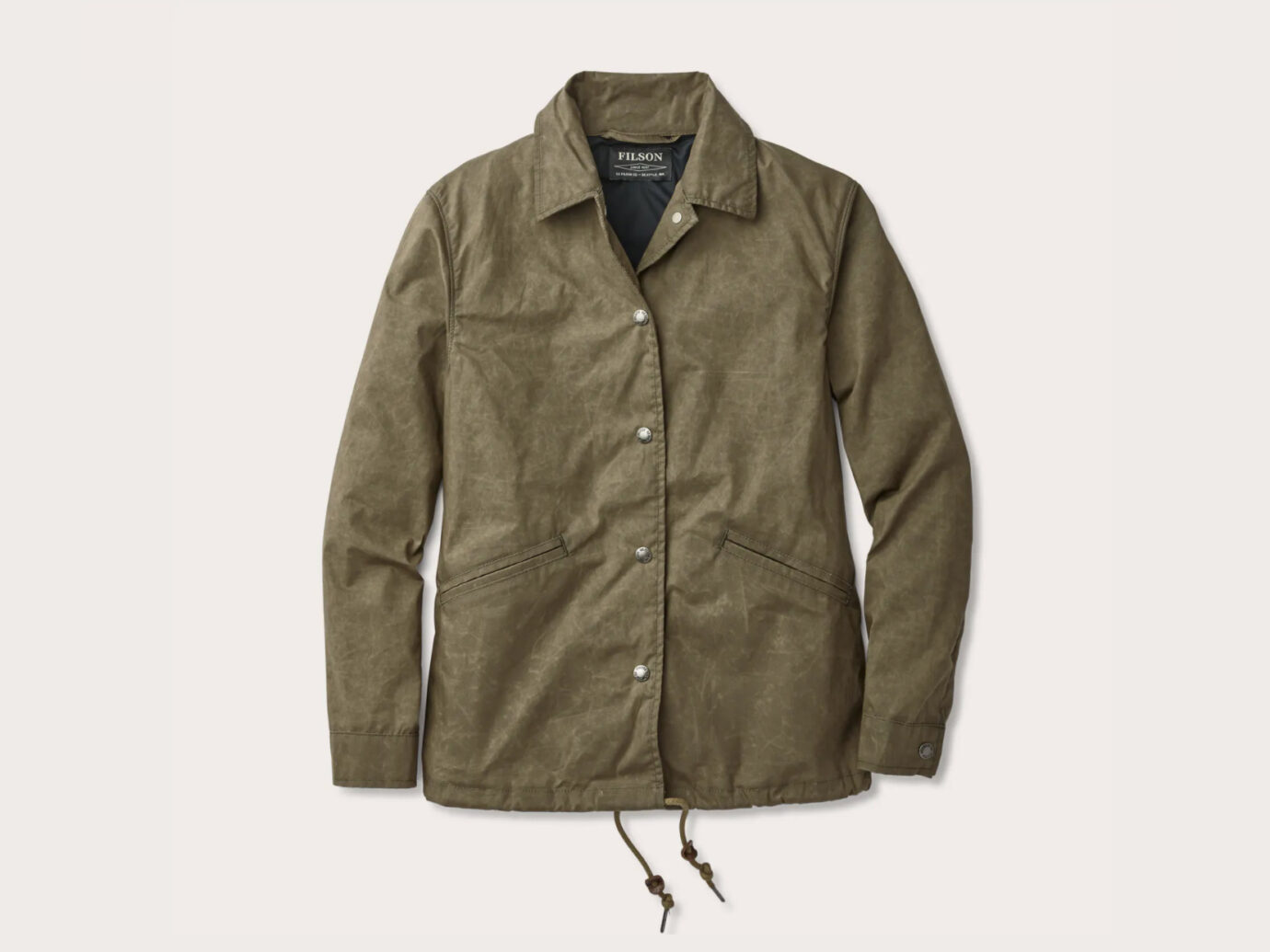 Filson Bushwax Supply Jacket