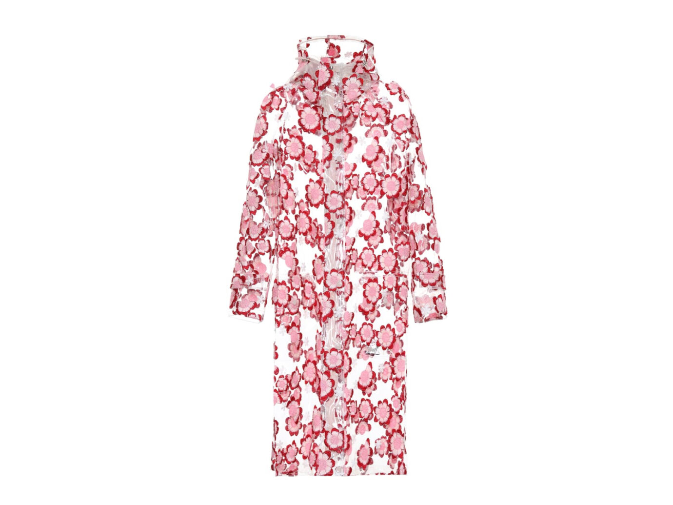 Moncler Genius Embroidered Raincoat