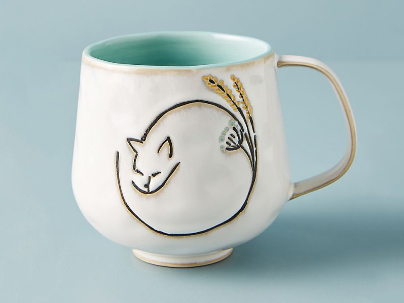 Anthropologie Amos Mug