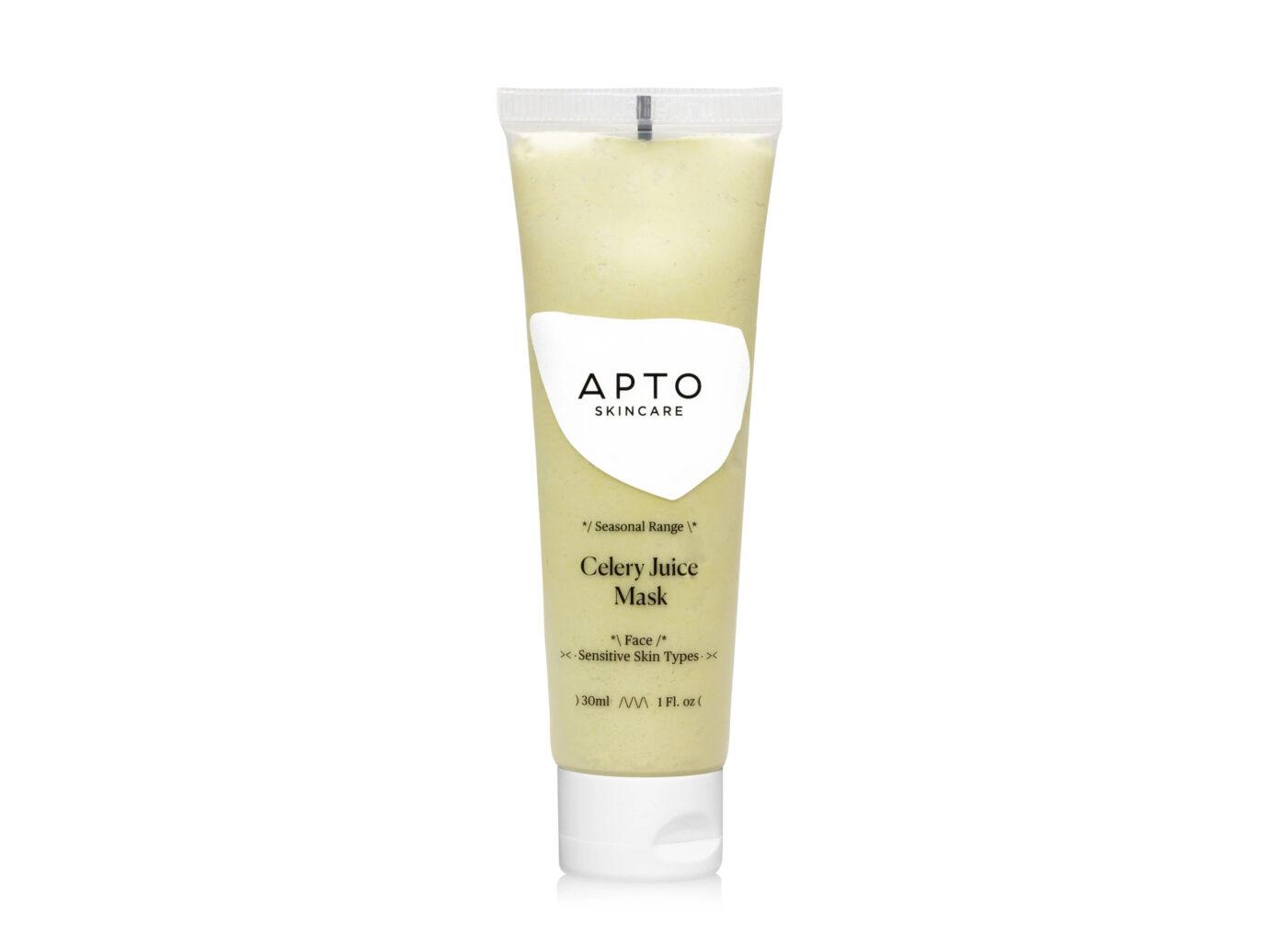 APTO Skincare Celery Juice Mask