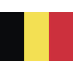 Vector of nice Belgian flag.