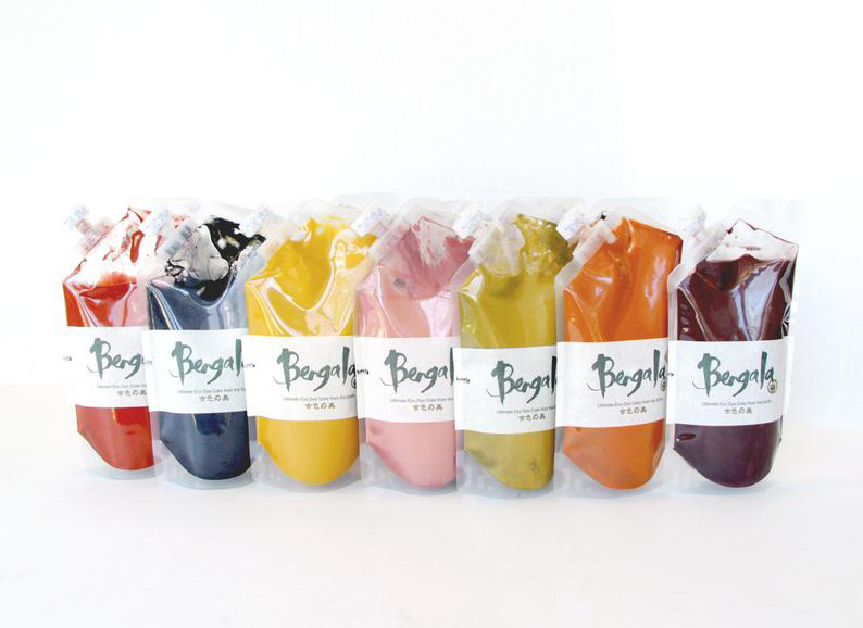 Japanese Bengala Mud Dye