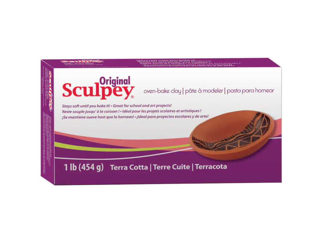 Original Sculpey® Oven Bake Clay